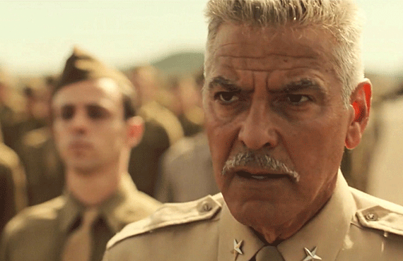 George Clooney produces, directs and stars in Catch-22 (Hulu)