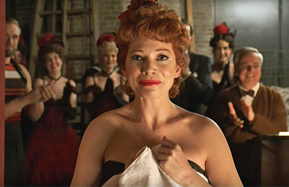 Michelle Williams as Gwen Verdon in Fosse/Verdon (FX)