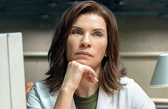 Julianna Margulies stars in the long-in-gestation The Hot Zone (Nat Geo)
