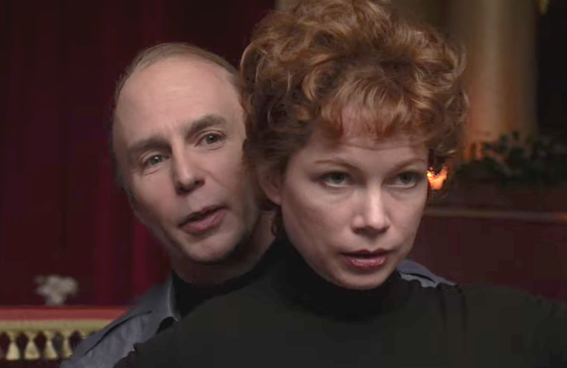 Sam Rockwell and Michelle Williams in Fosse/Verdon (FX)