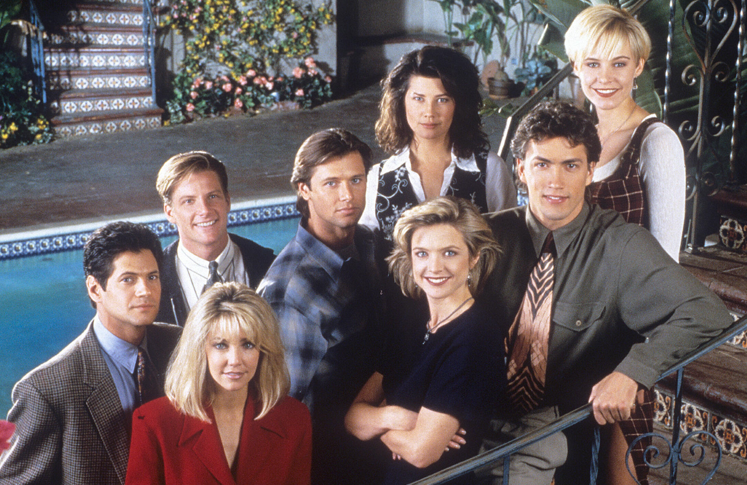 Amy Locane Melrose Place Pictures re-watching melrose place from the beginning, 25+ years on