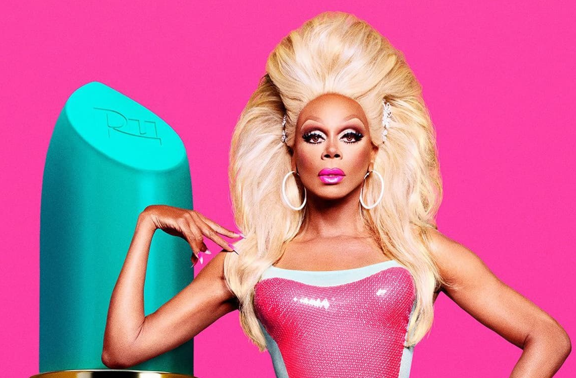 RuPaul hosts RuPaul's Drag Race (VH1)