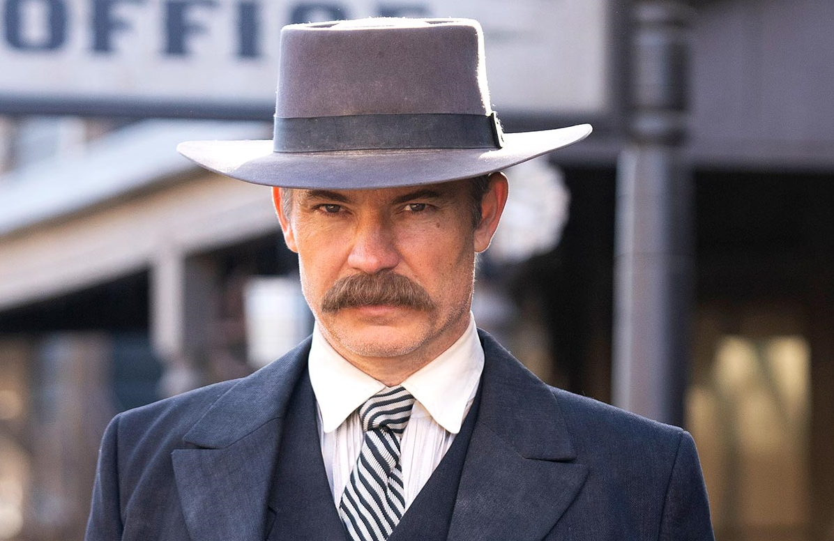 Timothy Olyphant in Deadwood (HBO)