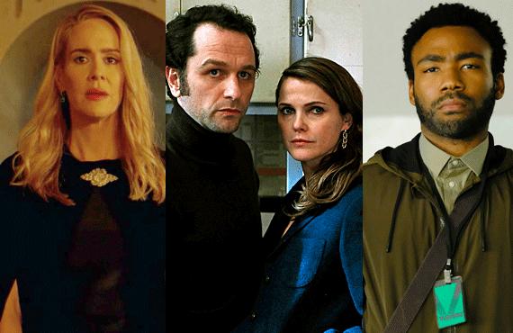 FX stars Sarah Paulson, Matthew Rhys, Keri Russell, and Donald Glover
