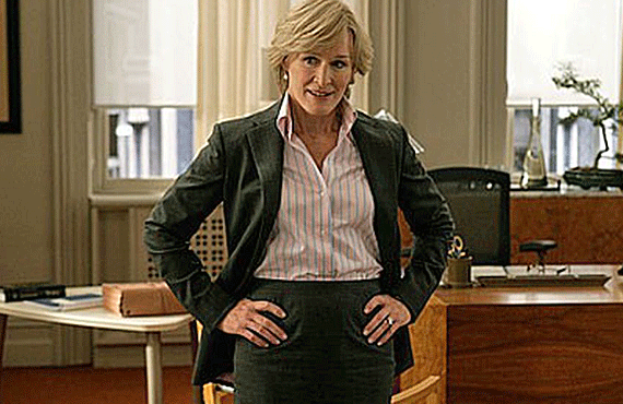 Glenn Close in Damages (FX)