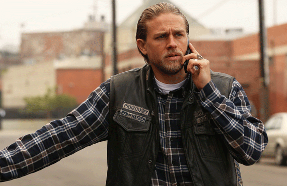 Charlie Hunnam in Sons of Anarchy (FX)