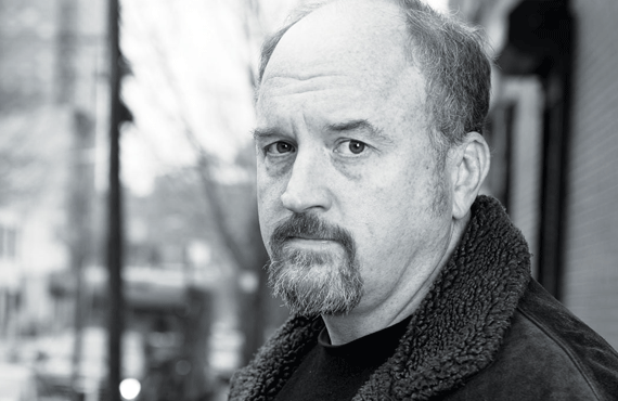 Louis C.K. in Louie (FX)