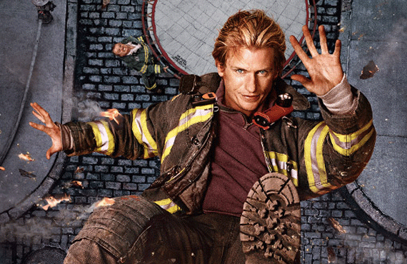 Denis Leary in Rescue Me (FX)