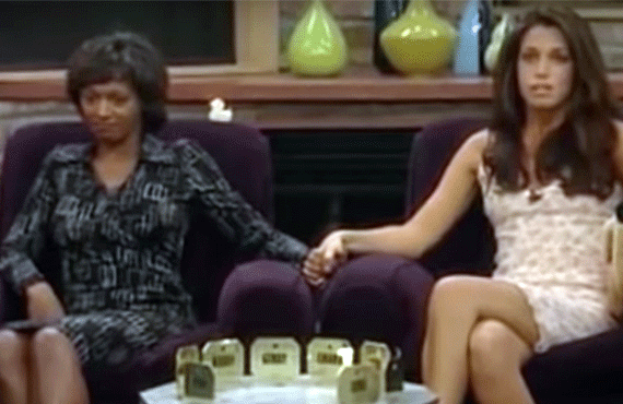 Danielle Reyes, Lisa Donahue on Big Brother 3 (CBS)