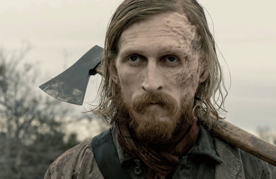 Austin Amelio in Fear the Walking Dead (AMC)