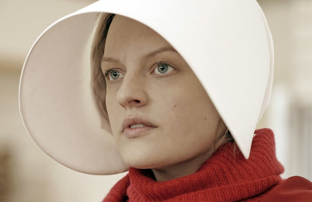 Elisabeth Moss stars in The Handmaid's Tale (Hulu)