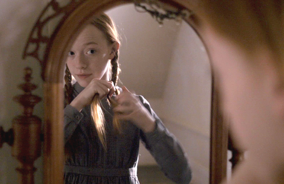 Amybeth McNulty in Anne with an E (Netflix/CBC)