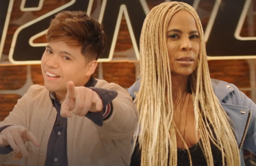 "Dominic ""D-Trix"" Sandoval and LaurieAnn Gibson in So You Think You Can Dance (FOX)"