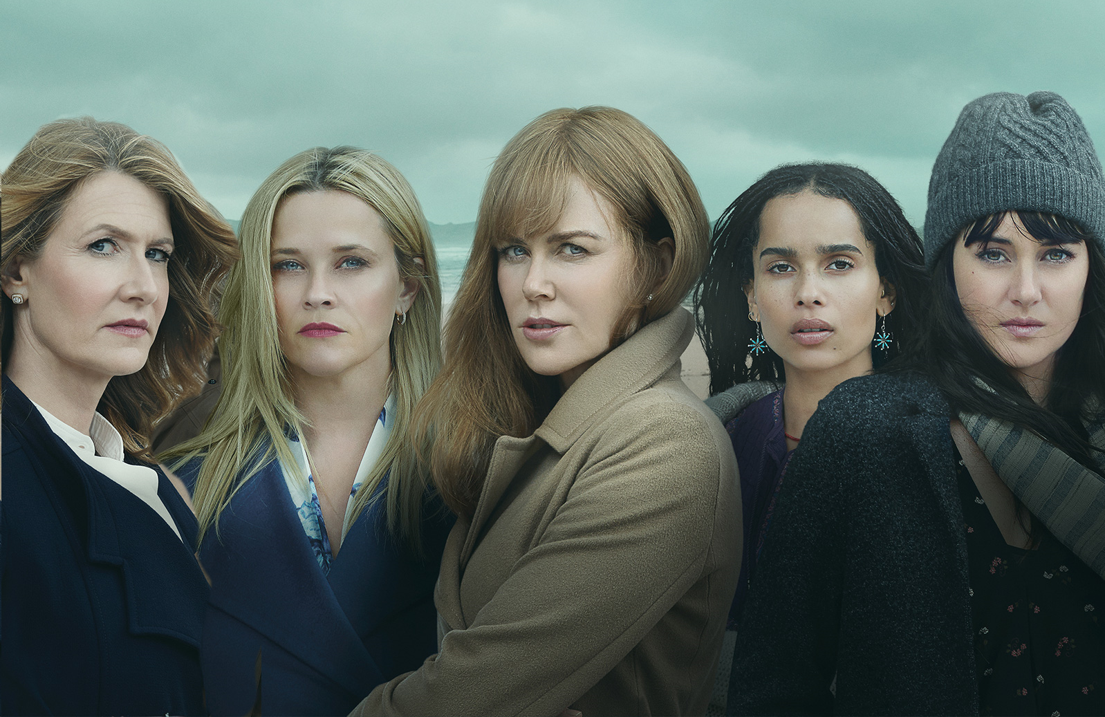 After a perfect first season, Big Little Lies is back. (HBO)