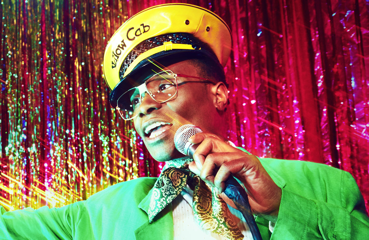 Billy Porter as Pray Tell in Pose