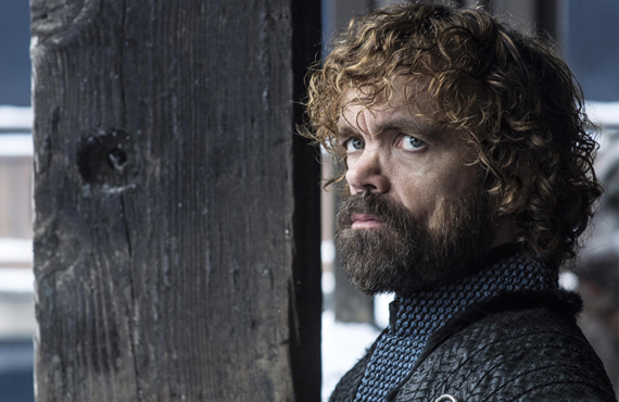 Peter Dinklage as Tyrion Lannister in Game of Thrones (HBO)