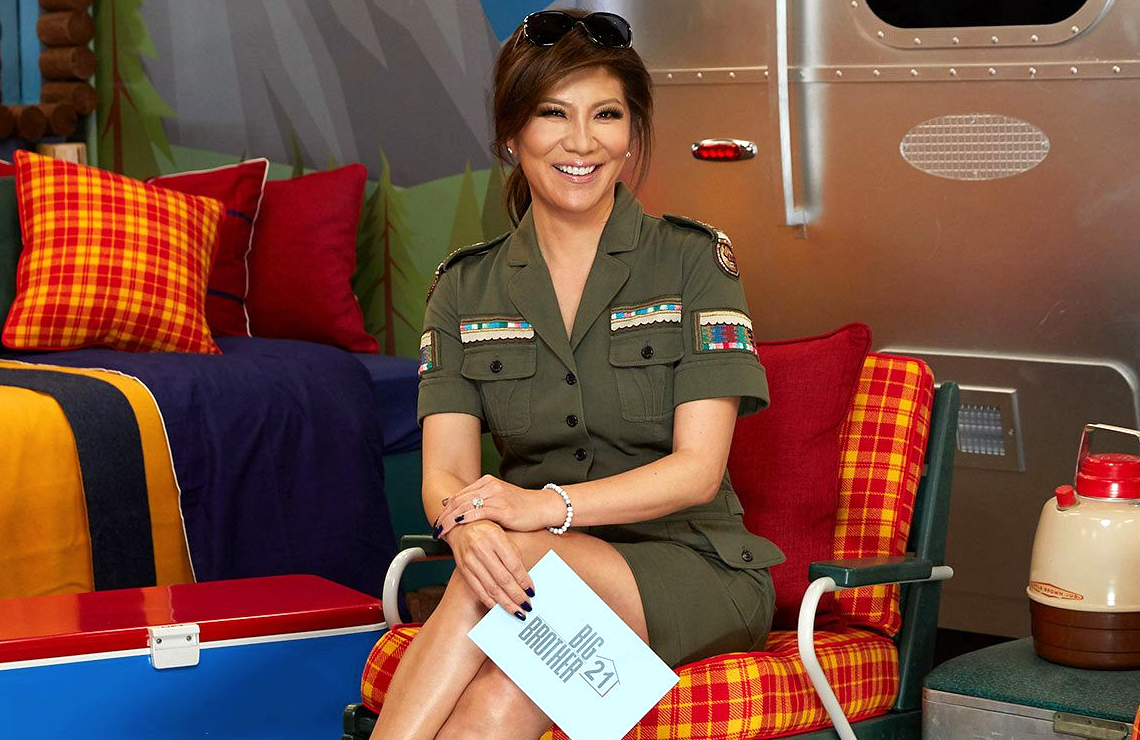 Julie Chen Moonves hosts Season 21 of Big Brother (CBS)