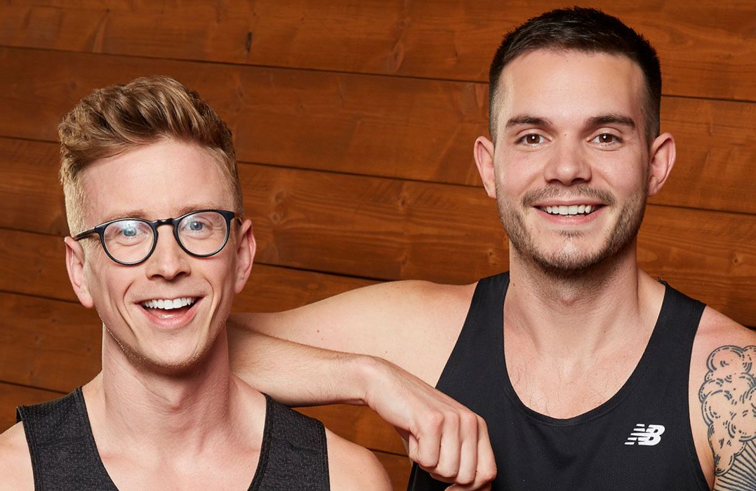 Best friends Tyler Oakley and Korey Kuhl won four consecutive legs on this season's The Amazing Race, but will they take home the big prize tonight? (Photo: CBS)
