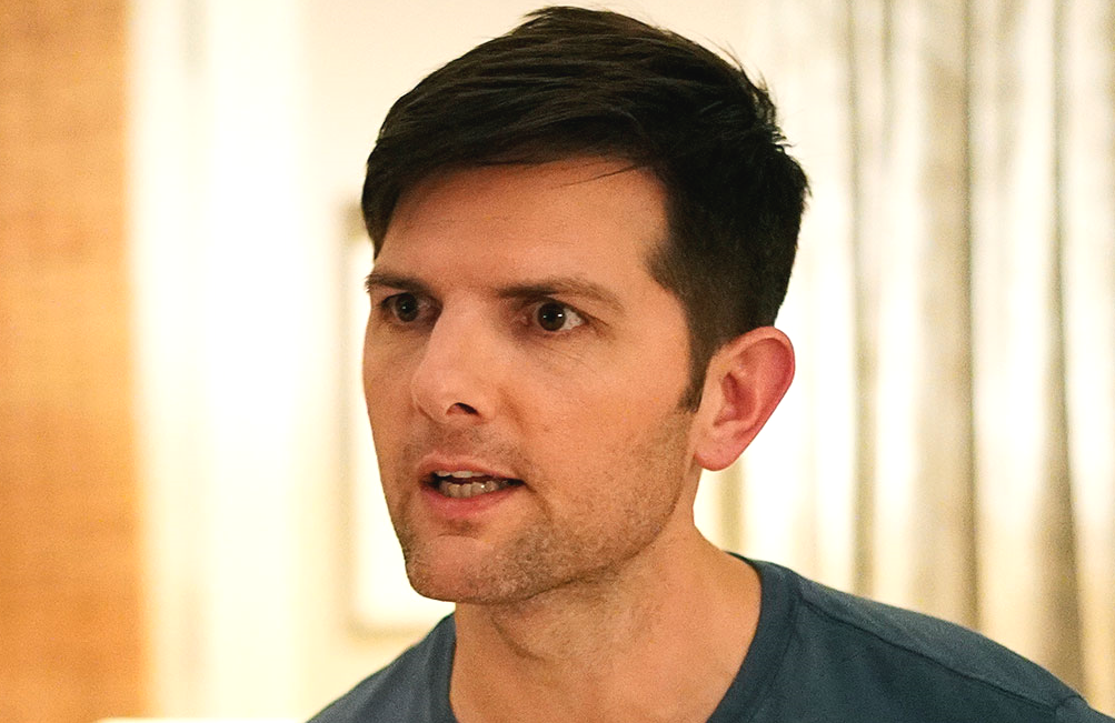 Adam Scott as Ed Mackenzie in Big Little Lies (HBO)