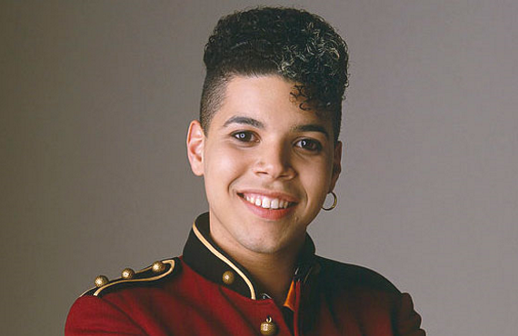 Wilson Cruz as Rickie Vasquez in My So-Called Life (ABC)
