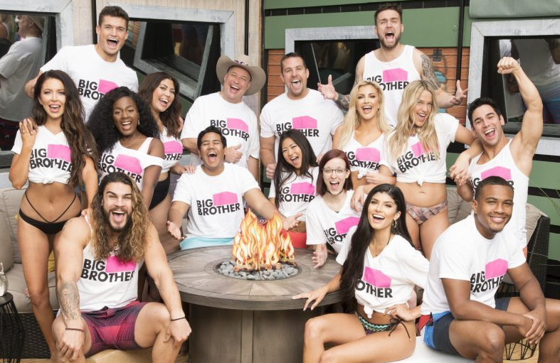 The cast of Big Brother Season 21 is ready for action (CBS)