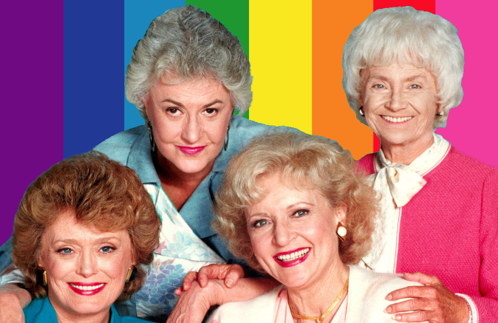 Of course The Golden Girls made our list. (Photo: NBC)