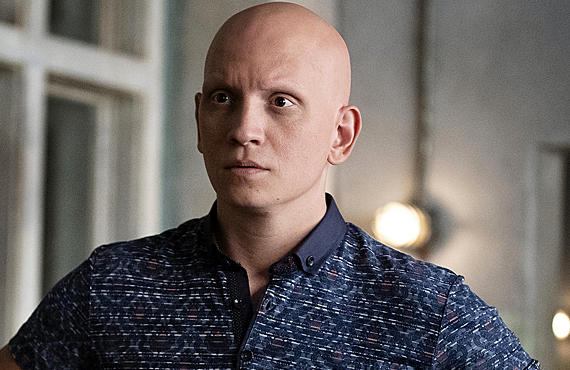 Anthony Carrigan in Barry (HBO)