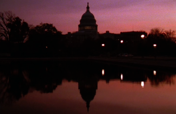 <i>A shot from the Ken Burns film The Congress (PBS)</i>