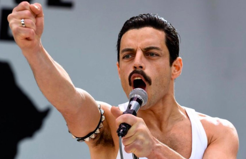 Rami Malek brings Freddie Mercury to life in Bohemian Rhapsody (Photo: Alex Bailey/20th Century Fox )