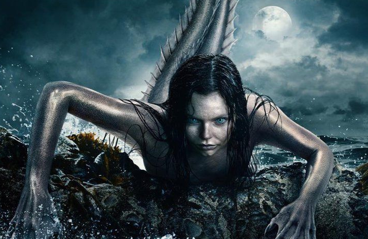 Mermaids are returning to the seaside town of Bristol Cover in Siren (Freeform)