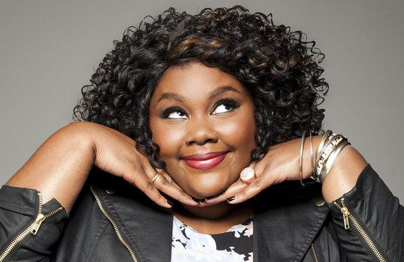 Nicole Byer hosts Nailed It! (Netflix)
