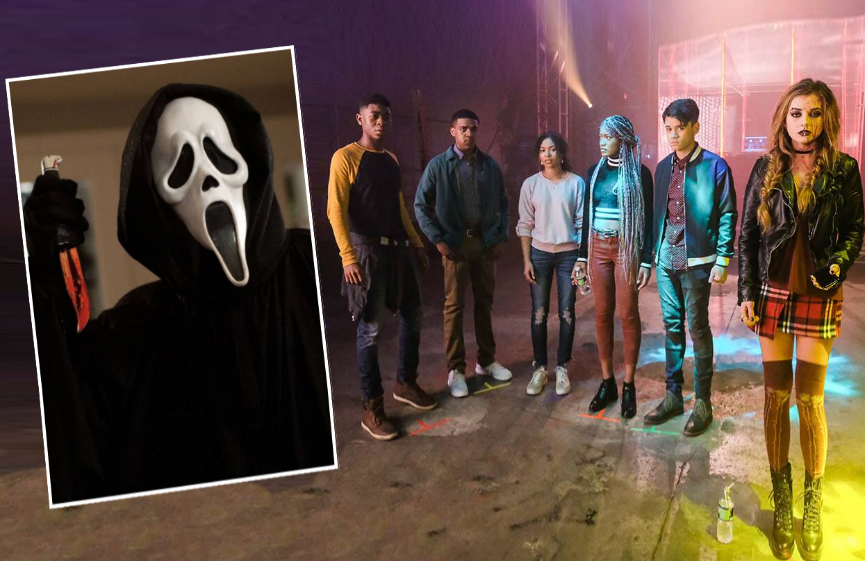 Scream: The Resurrection on VH1
