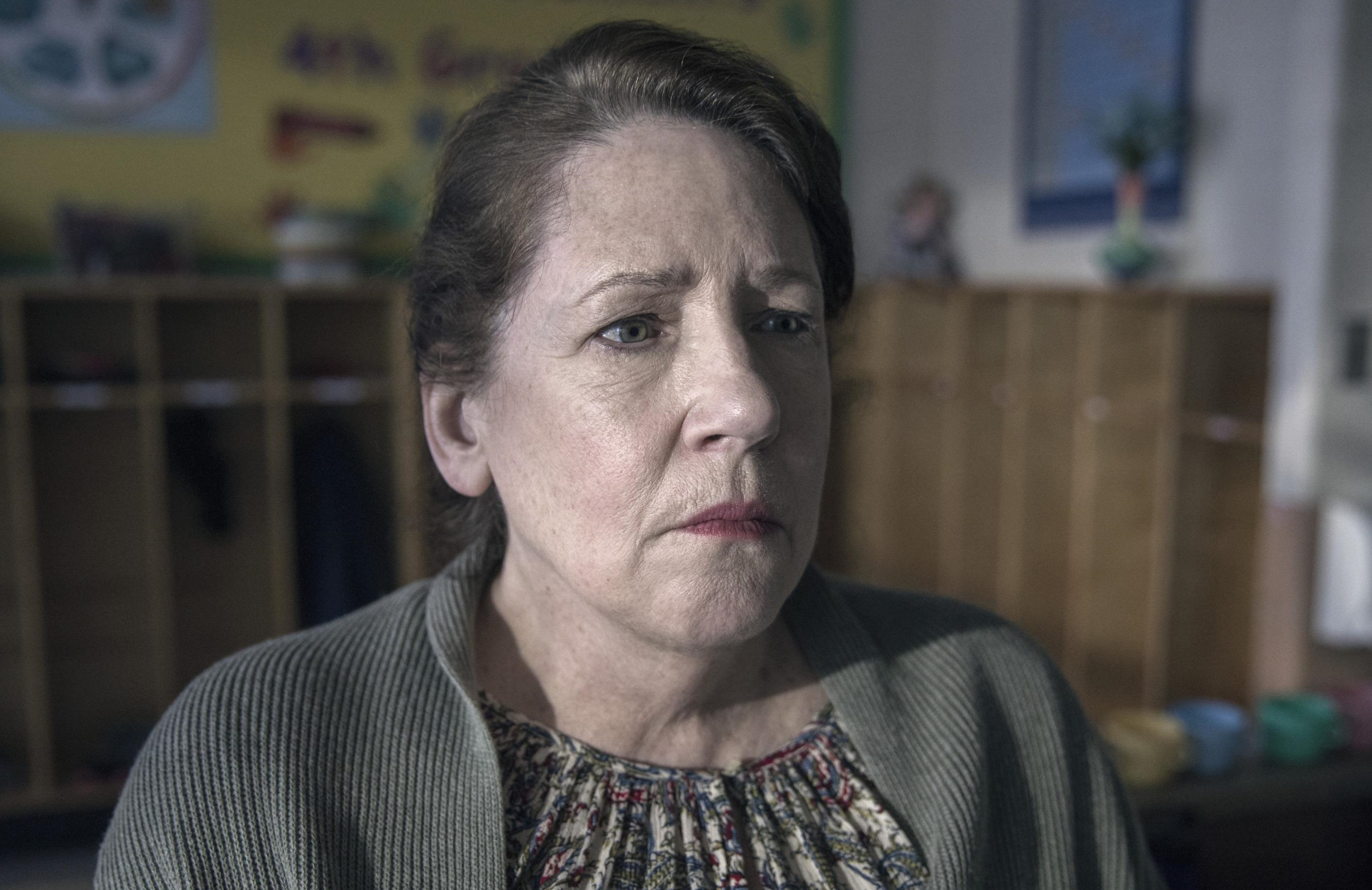 Ann Dowd in The Handmaid Tale (Hulu)