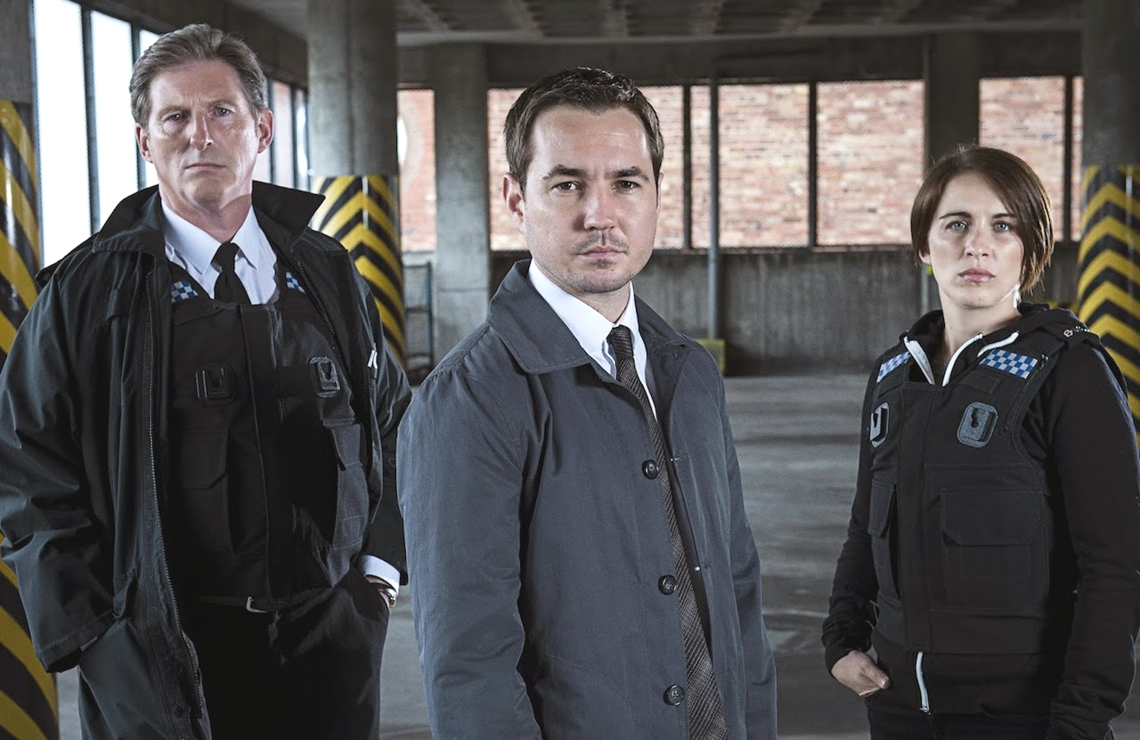 Line of Duty has been called this decade's greatest British drama. You can watch it for free on Hoopla.