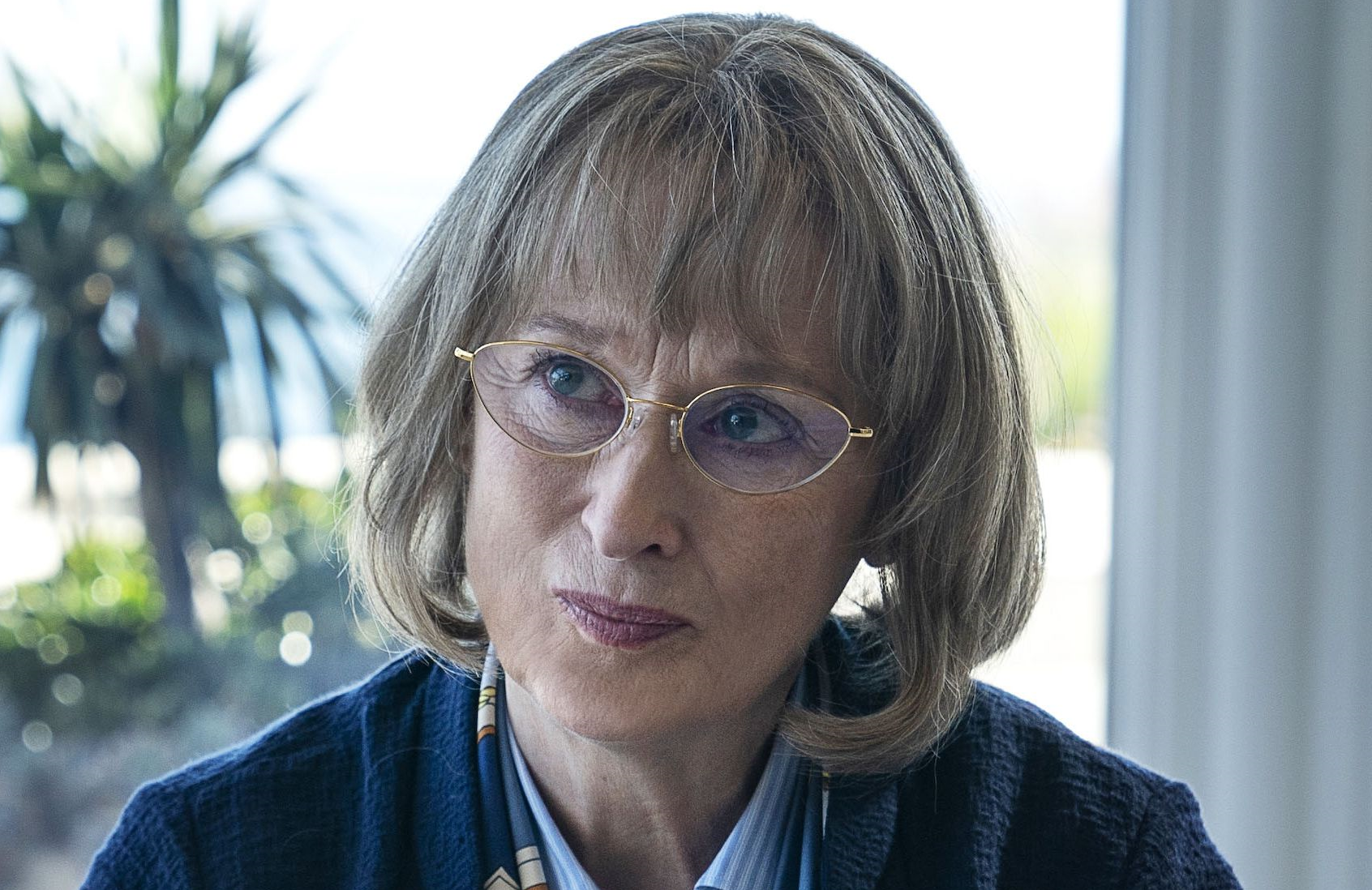 Meryl Streep plays Mary Louise Wright in Big Little Lies (HBO)