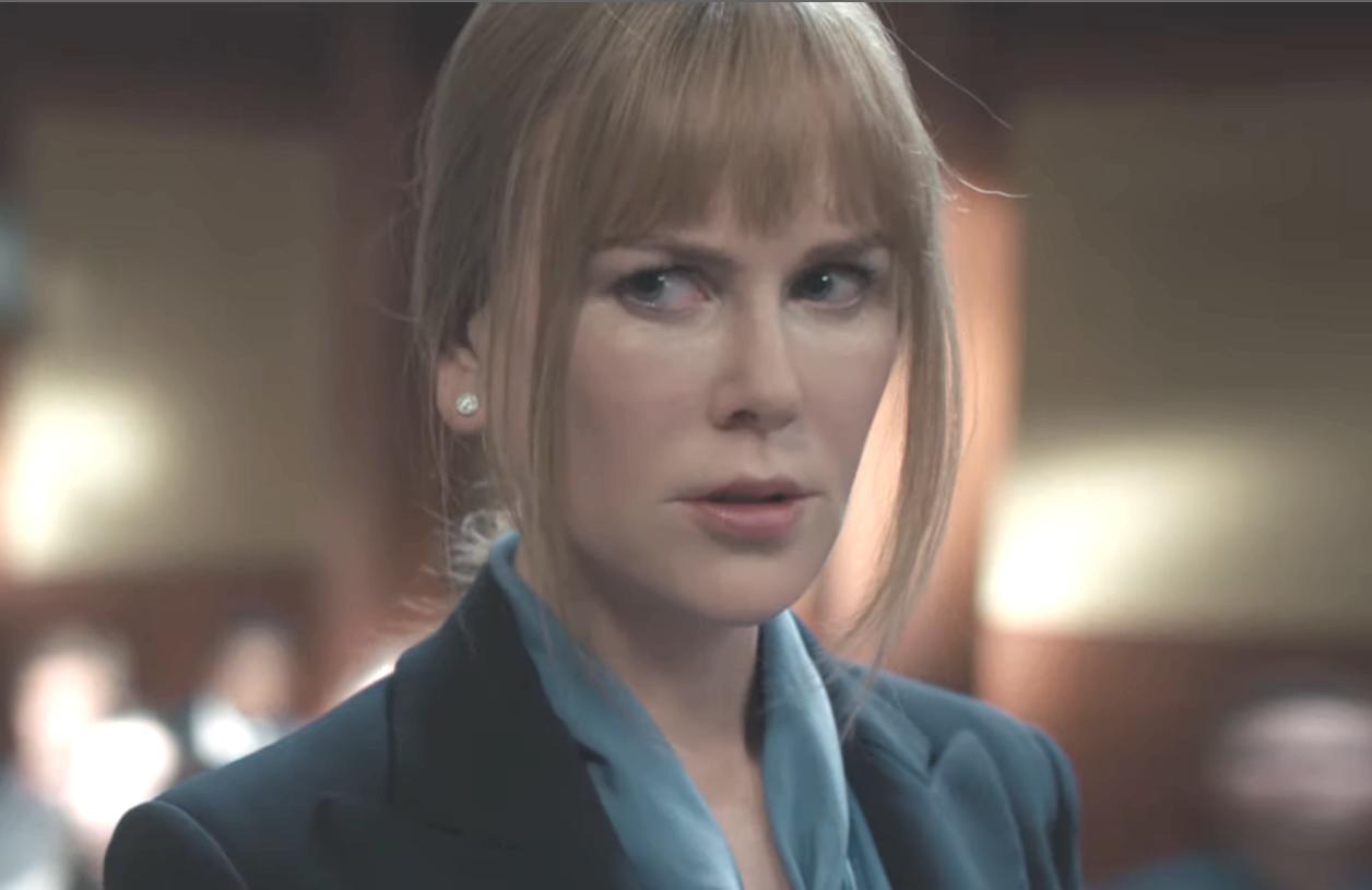 Nicole Kidman's Celeste takes on Mary Louise (Meryl Streep) in the Big Little Lies season finale. (HBO)