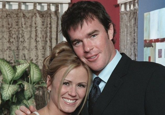 Relive Trista Rehn's journey from The Bachelor to The Bachelorette to her televised wedding to Ryan Sutter on Tubi (ABC)