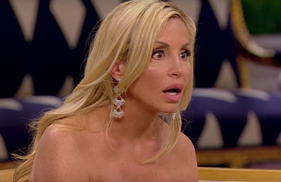 Camille Grammer in The Real Housewives of Beverly Hills (Bravo)