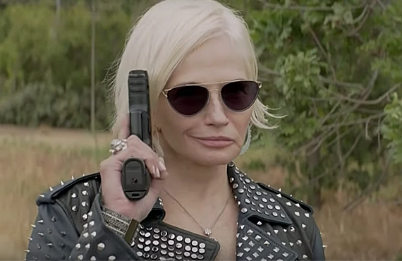 Ellen Barkin in Animal Kingdom (TNT)