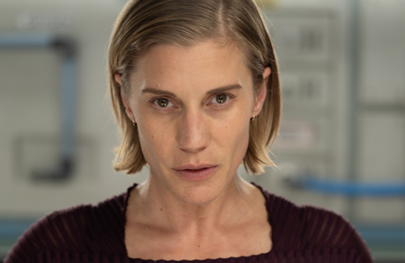 Katee Sackhoff stars in Another Life (Netflix)