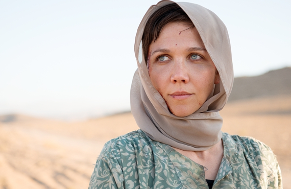 Maggie Gyllenhaal as Nessa Stein in The Honourable Woman (Sundance)