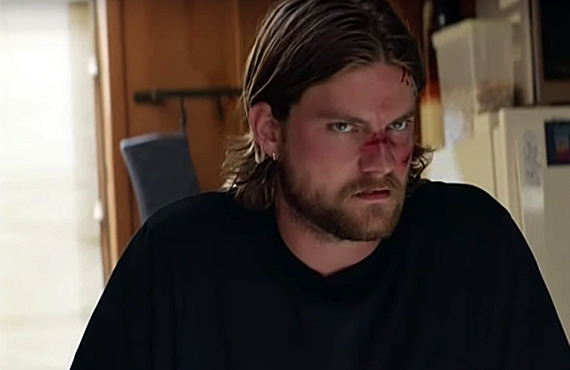 Jake Weary as Deran in Animal Kingdom (TNT)
