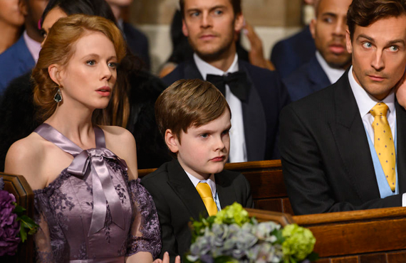 Zoe Boyle as Gemma in Four Weddings and a Funeral (Hulu)
