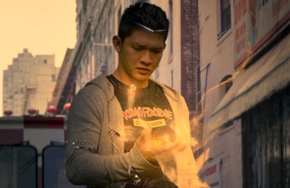 Iko Uwais stars in Wu Assassins (Netflix)