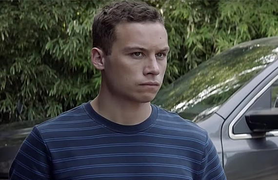 Finn Cole on Animal Kingdom (TNT)