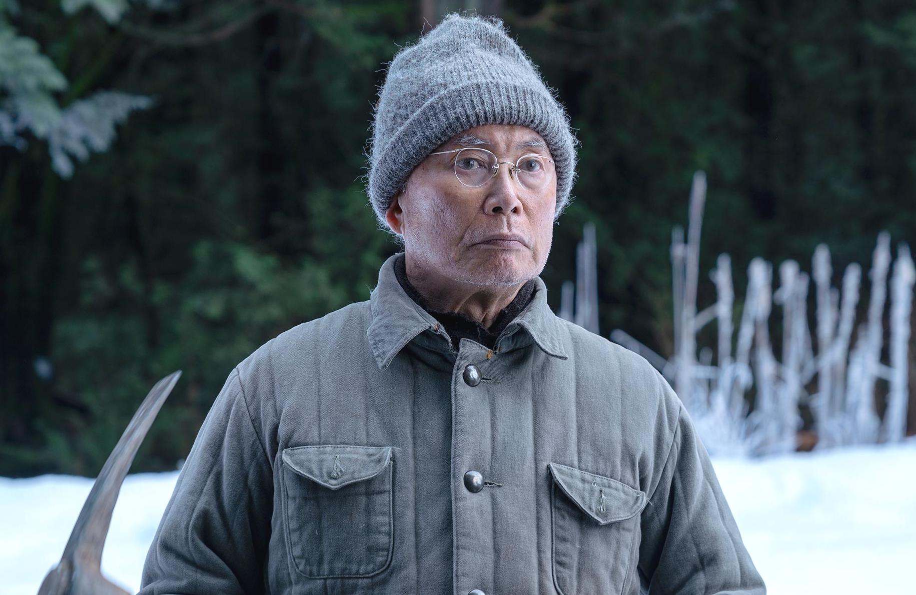 George Takei plays Yamato-san in The Terror: Infamy (AMC)