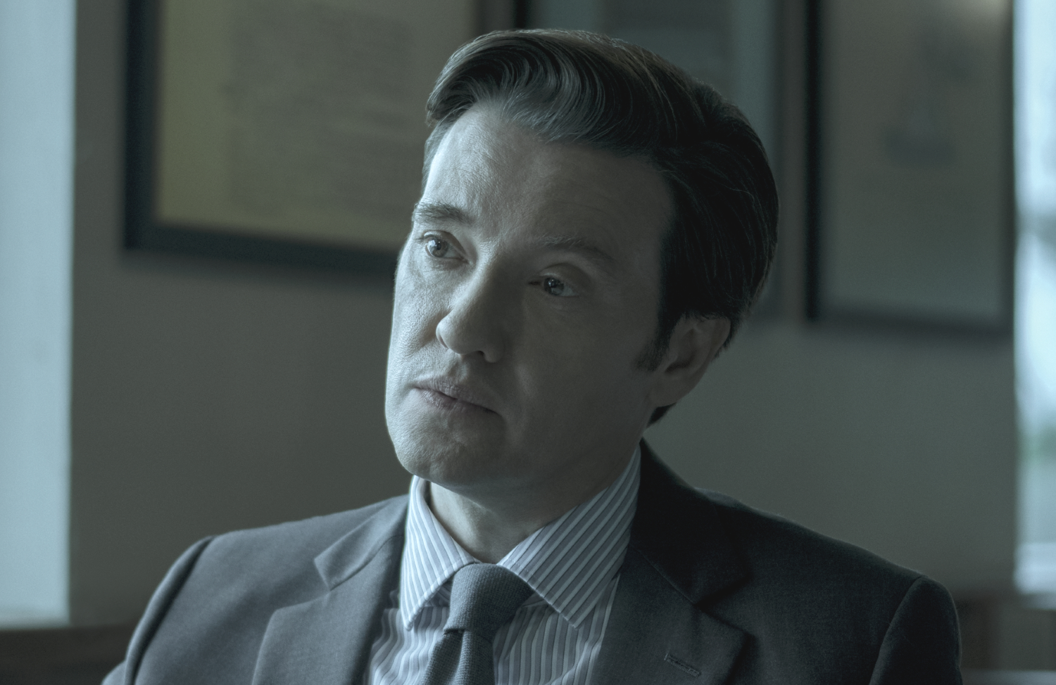 Jason Butler Harner as FBI agent Roy Petty in Ozark (Netflix)