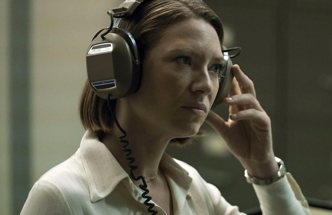 Anna Torv as Wendy Carr in Mindhunter (Netflix)