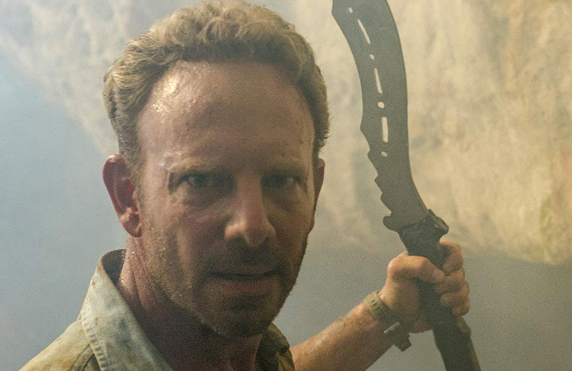 Sharknado alum Ian Ziering returns in Zombie Tidal Wave (SyFy)