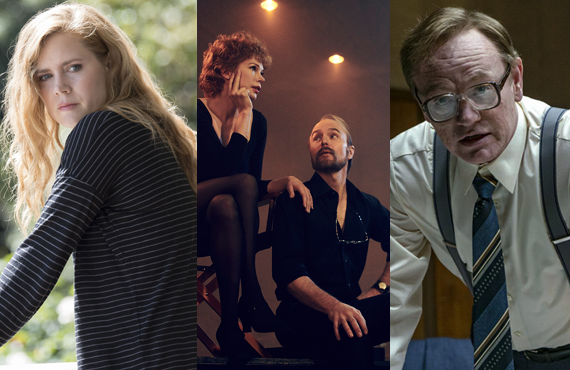 Amy Adams, Michelle Williams and Sam Rockwell, Jared Harris (HBO, FX)